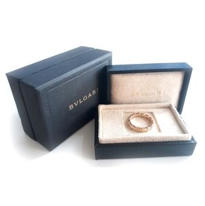 Bvlgari Gold Ring